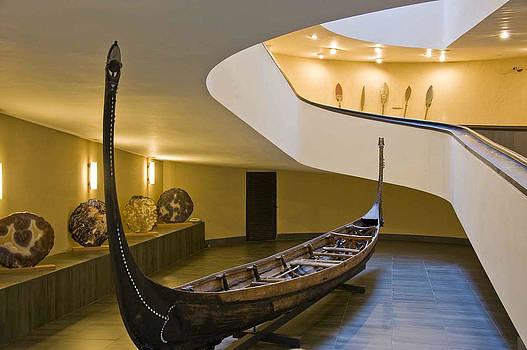 Viking Treasure at Vatican by Cliff C Morris Jr