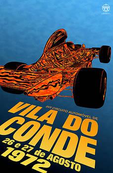 Georgia Fowler - Vila do Conde Portugal 1972 Grand Prix