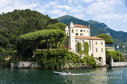 Oscar Gutierrez - Villa Balbianello on Lake Como