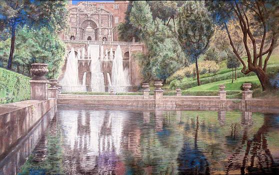 Villa De Este by Loren Salazar