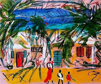 Village by Ashley Schutte
