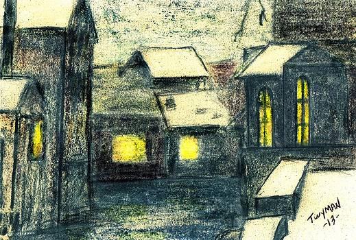 Village by Dan Twyman