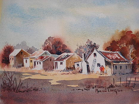 Village Homes by Marion Langton