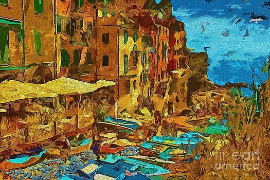 Village by Max Cooper
