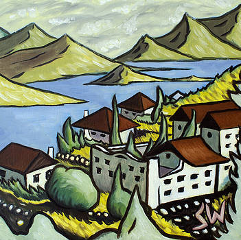 Village of Isles by Sean Washington