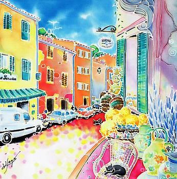 Ville lumineuse by Hisayo Ohta
