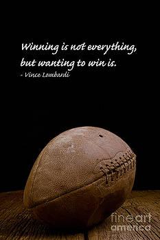 Vince Lombardi on Winning by Edward Fielding