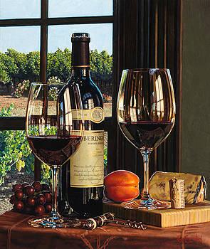 Vineyard View by Eric Christensen