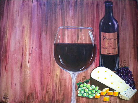 Vino by Abigail Avila