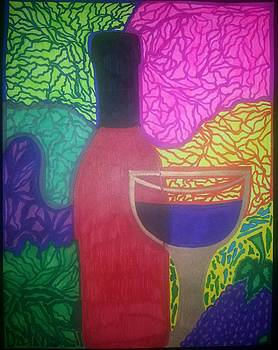 Vino by Felicia Anguiano