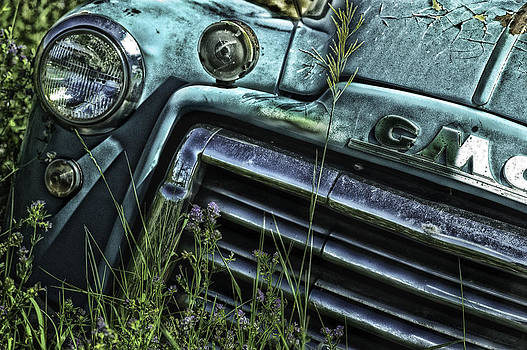 Expressive Landscapes Fine Art Photography by Thom - Vintage 1950s GMC Truck