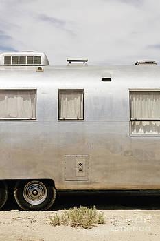 MINT Paul Edmondson - Vintage Airstream Trailer