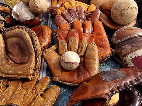 Art Block Collections - Vintage Baseball