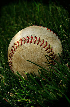 Vintage Baseball by Norman Pogson