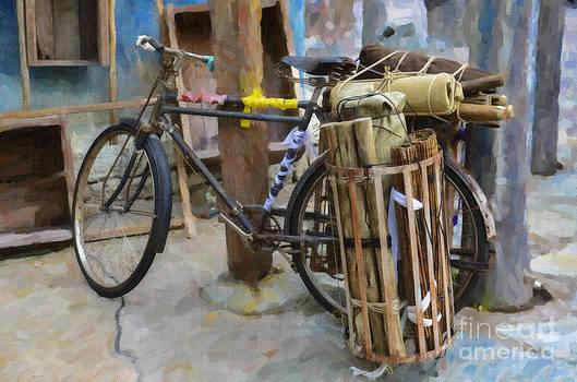 Dale Powell - Vintage Bicycle