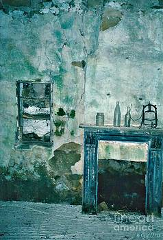 Vintage Blues by Genevieve Price