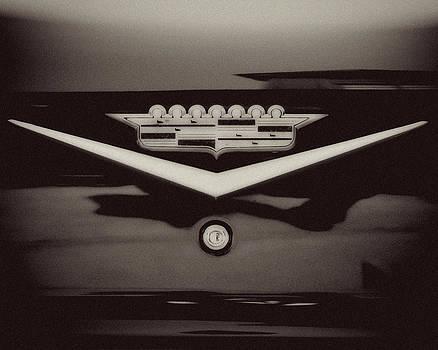 Lisa Russo - Vintage Cadillac Emblem