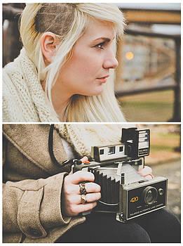 Vintage Cam by Kamila  Gornia