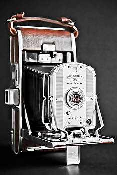 Polaroid Vintage Camera by Ioana Todor