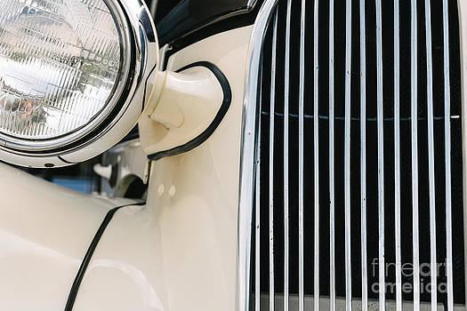 Vintage Car Restored by Gillian Vann