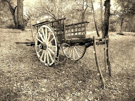 Bishopston Fine Art - Vintage Cart 2
