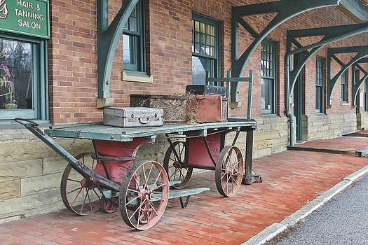 Jimmy McDonald - Vintage Cart