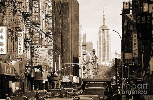 RicardMN Photography - Vintage Chinatown and Empire State