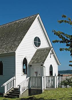 Connie Fox - Vintage Church in Color