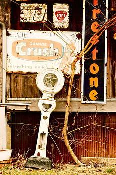 Vintage Crush by Kimberly Nickoson