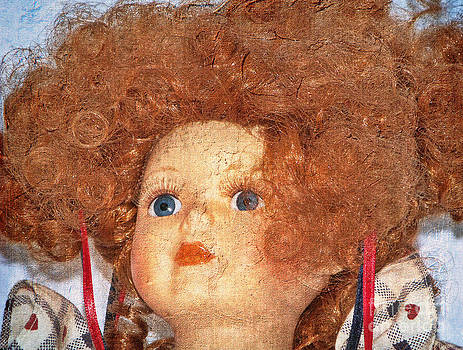 Vintage Doll by Nora Martinez
