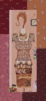 Vintage Dress Form by Jenny Sorge
