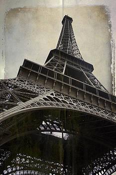 Vintage Eiffel Tower by Craig Sanders