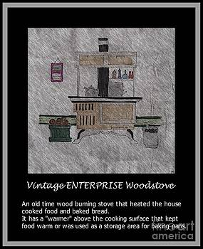 Barbara Griffin - Vintage ENTERPRISE Woodstove