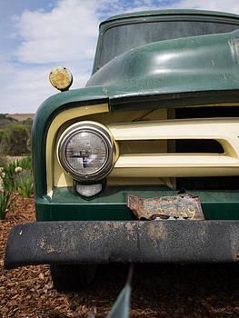 Vintage Ford by Cristel Mol-Dellepoort