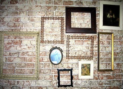 Vintage frames by Florinel Nicolai Deciu
