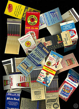 Vintage Matchbooks 101 by Ronald Schafer