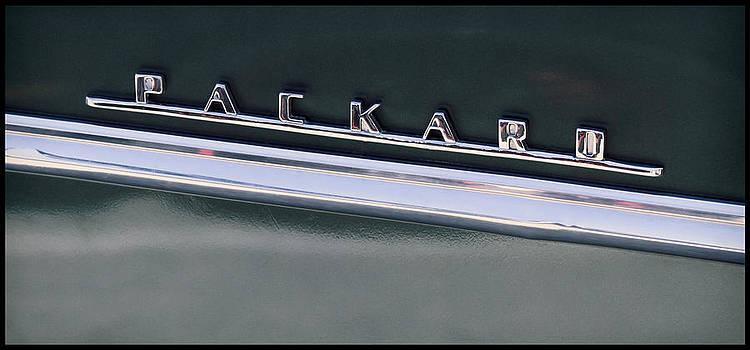 TONY GRIDER - Vintage Packard Insignia
