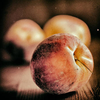 Vintage peaches by Robert Hainer