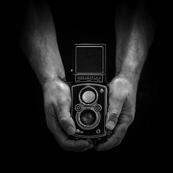 Vintage Rolleiflex by Rod Sterling
