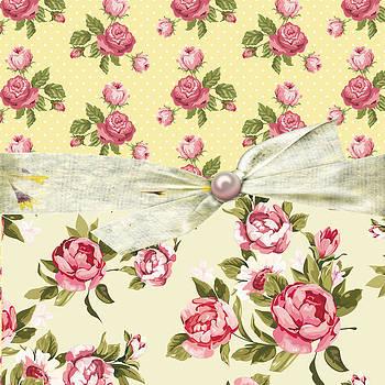 Debra  Miller - Vintage Rose Charm