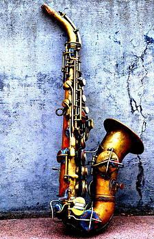 Cindi Castro - Vintage Sax
