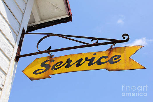 Vintage Service by Todd Bandy
