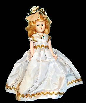 Linda Rae Cuthbertson - Vintage Sleepy Eye Doll