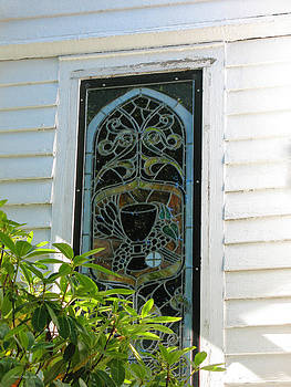 Connie Fox - Vintage Stained Glass - St. Paul
