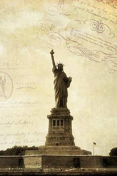 Joann Vitali - Vintage Statue of Liberty 2