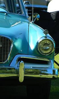 Nicki Bennett - Vintage Studebaker