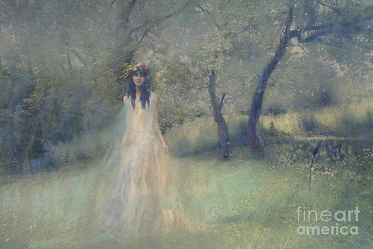 Angel  Tarantella - Vintage style summer fairy