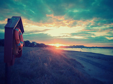 Vintage Sunset by Patrick Horgan