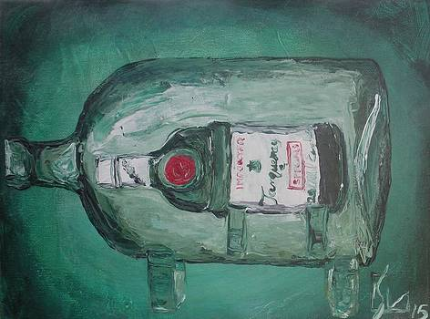Vintage Tanqueray by Lee Stockwell