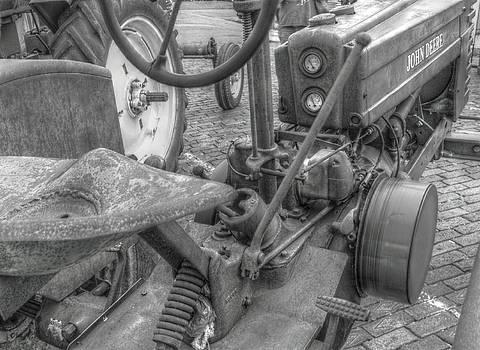 Howard Markel - Vintage Tractor